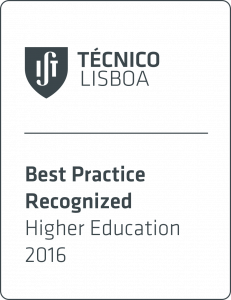 stamp of good practice in Higher Education area in 2016
